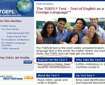 香港托福考试报名官网及报名流程介绍